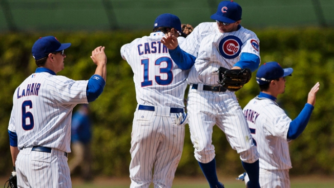 Maholm Pitches Cubs Out of 6-Game Tumble