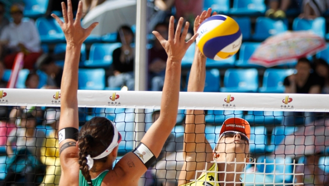 Brazil Locks Up Women's Volleyball Spot