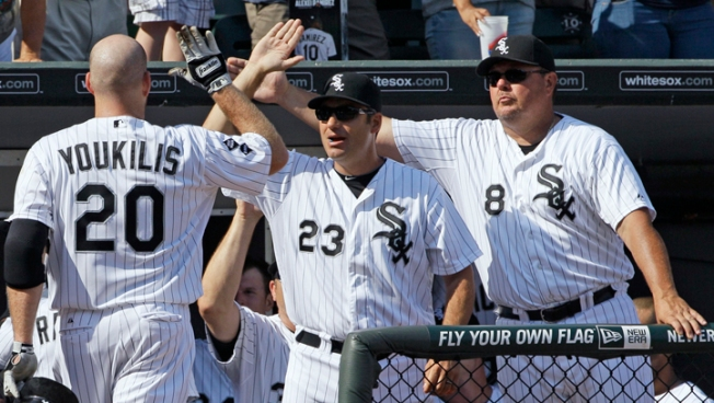 Floyd Sharp as White Sox Top Blue Jays