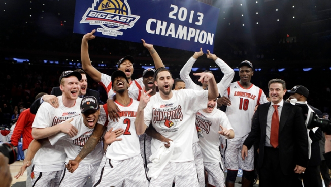 Louisville Top Overall Seed in NCAA Tournament