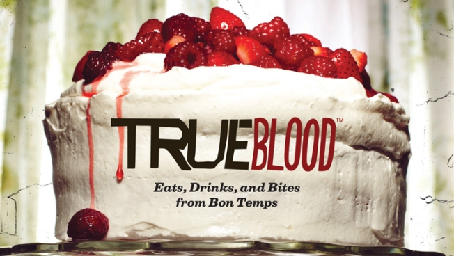 """True Blood"" Cookbook Full of Crimson Delicacies"