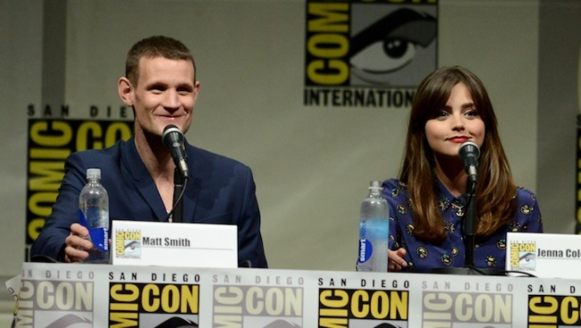 Comic-Con 2013: The Doctor is In