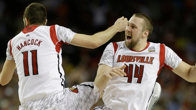 Louisville Beats Wichita State 72-68 in Final Four