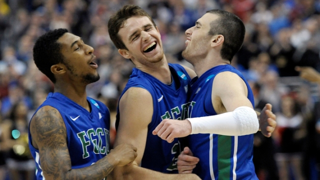 Florida Gulf Coast Becomes First 15 Seed to Make Round of 16
