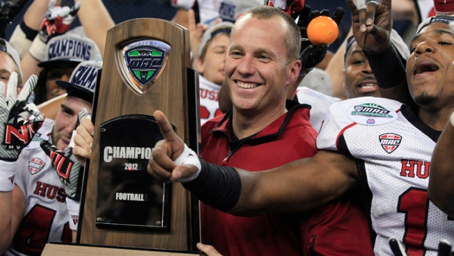 NC State Hires Northern Illinois' Doeren