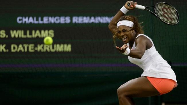 Williams, Djokovic Show Who's No. 1 at Wimbledon