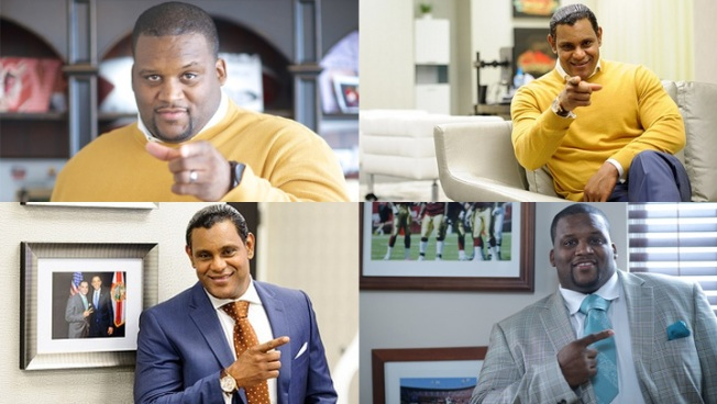 Anthony Adams Pays Homage to Sammy Sosa's Pinterest