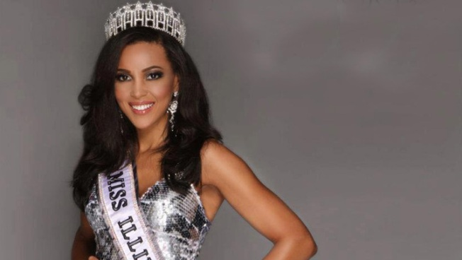 Miss Illinois Hopes to Bring Home the Crown