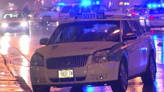 Man Struck, Killed By Taxi Near Midway