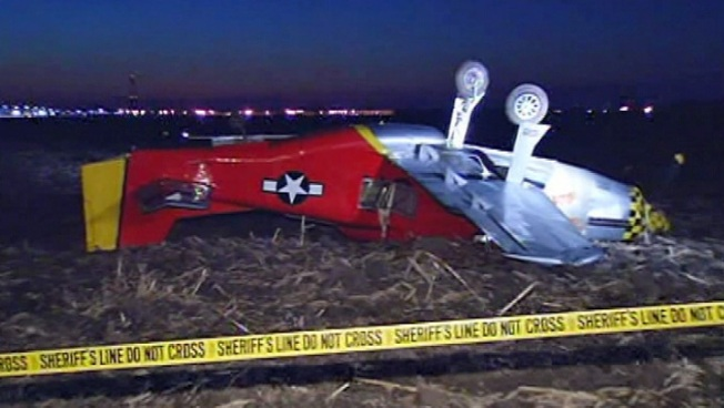 Sycamore Pilot Recovering After Plane Crash
