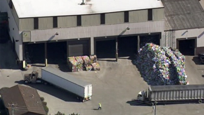 Dead Baby Found In Cooler at Recycling Center