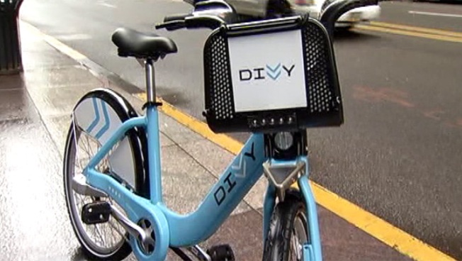 Divvy Bikes to Be Used in Triathlon