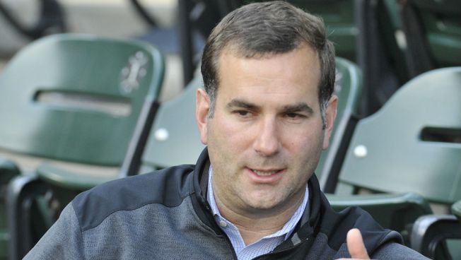 Rick Hahn Went to Hilarious Lengths to Keep Quintana Deal Secret