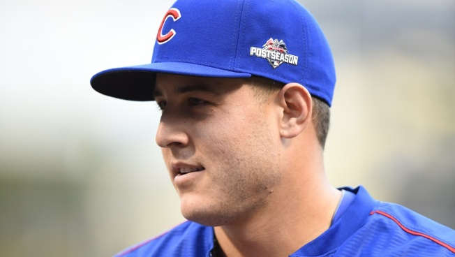 Video: Anthony Rizzo Helps With Lucky Fan's Marriage Proposal