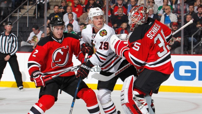 Blackhawks Lose Second Straight in 4-2 Defeat vs. Devils