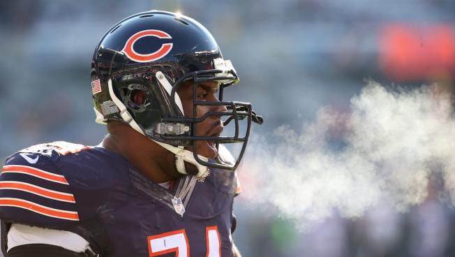 Chicago Bears Release Tackle Jermon Bushrod