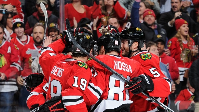 Blackhawks Look to Rebound as They Host Jets Friday