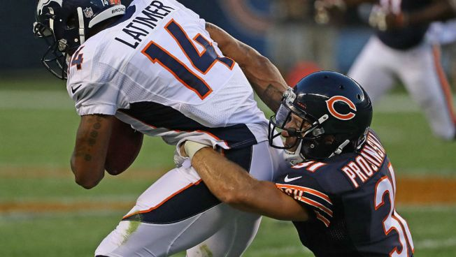 Bears Re-Sign Chris Prosinski to 1-Year Contract