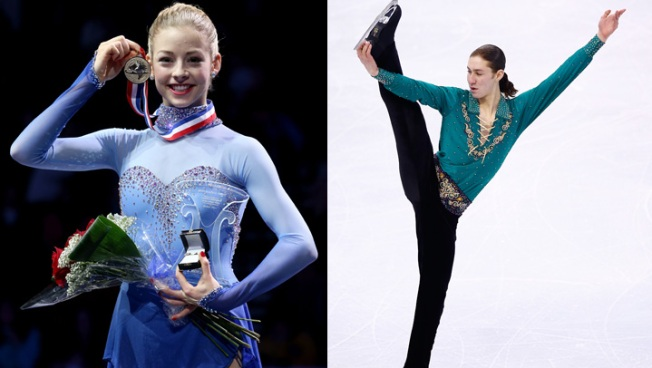 Local Skaters Punch Their Tickets to Sochi