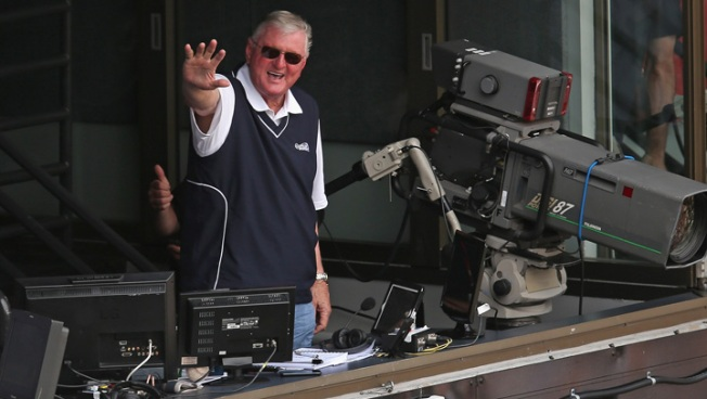 It's Official: Hawk Harrelson is the Biggest Homer