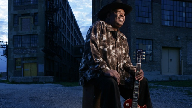Chicago Blues Great Magic Slim Dead at 75