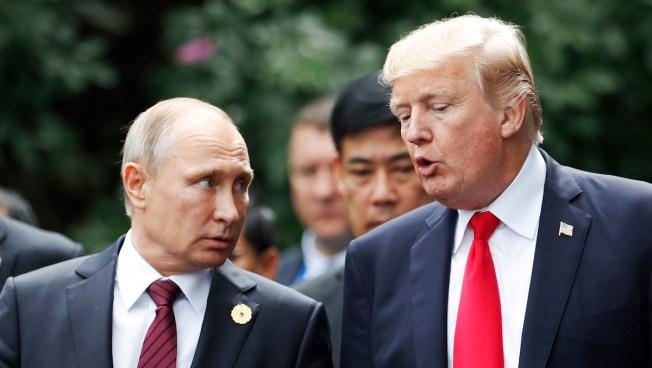 Trump and Putin May Meet Privately in Helsinki: Kremlin