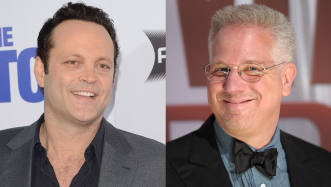 Vince Vaughn, Glenn Beck Team Up For Reality Show