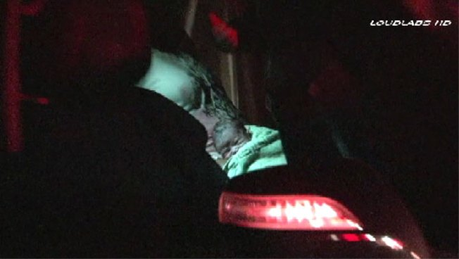 Baby Born in Backseat While on Calif. Freeway