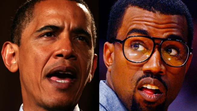 Obama Likes Jay-Z Over Chicago's Kanye