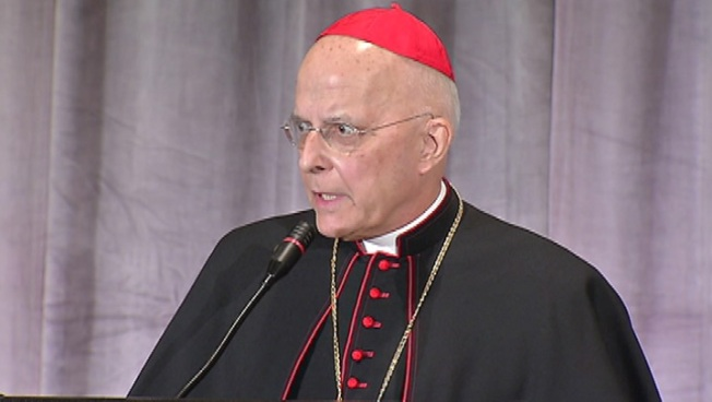 "Cardinal George: Same-Sex Marriage a ""Legal Fiction"""