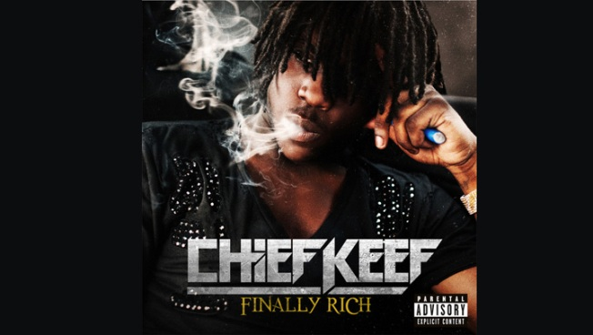 Chicago Cops Don't Like Englewood Chief Keef Posters