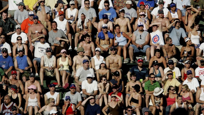 "Cubs Offer Singles Chance to ""Play the Field"""