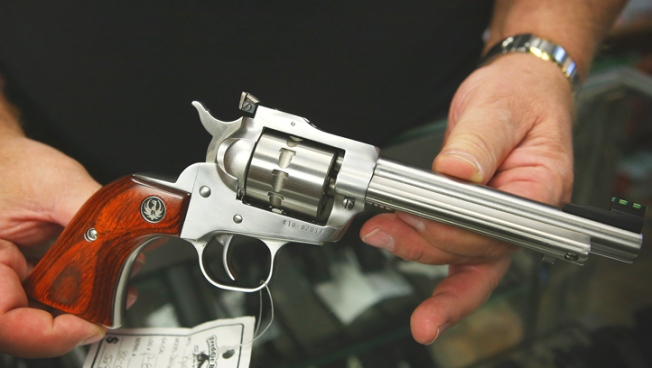 Texas Town Urges Residents to Buy Guns in Support of 2nd Amendment