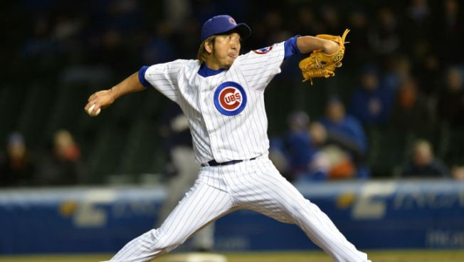Fujikawa Suffers Forearm Injury, Placed on DL