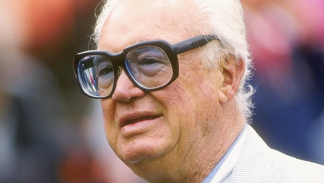 Raise a Glass to Harry Caray