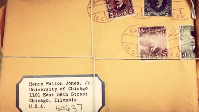 Mystery Indiana Jones Package Stumps U of C