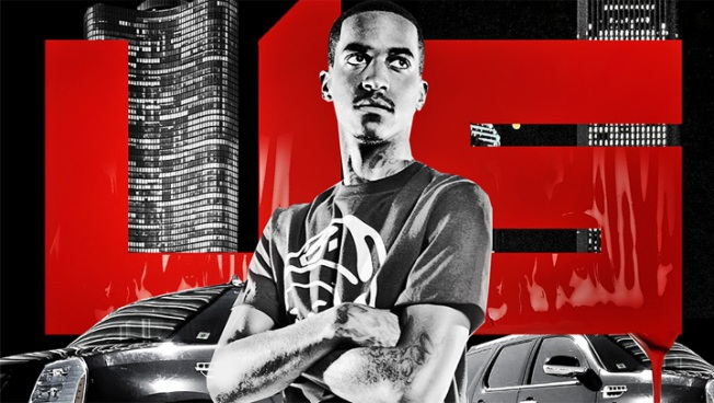 Rapper Lil Reese Charged With Misdemeanor Theft