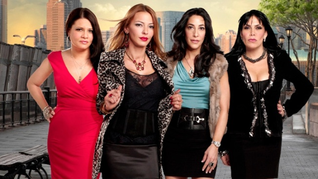 "VH1 Unveils ""Mob Wives Chicago"" Cast"