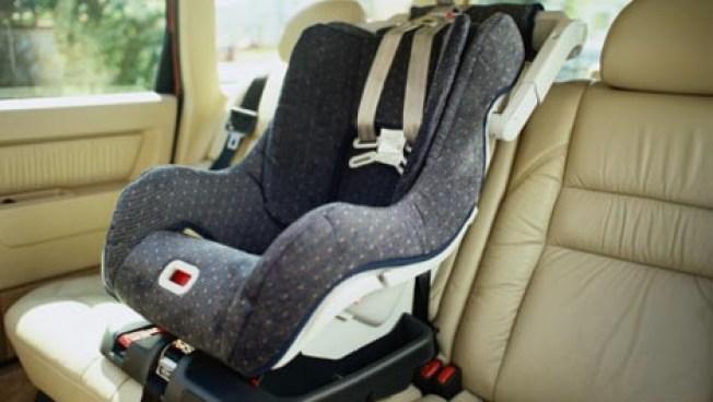 Study Finds Children's Car Seats Still Contain Dangerous Chemicals