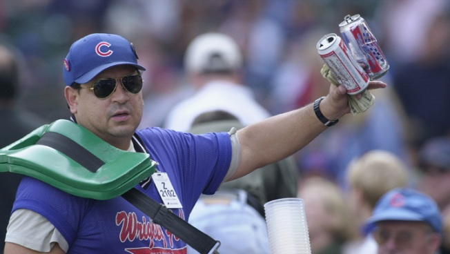 Old Style Beer Wants to Keep Flowing at Wrigley