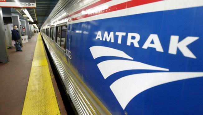 Amtrak Train Strikes, Kills Woman