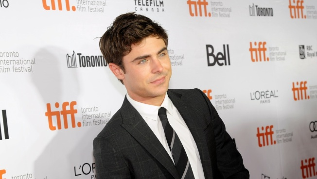 Zac Efron Focused on Career After Rehab Stint