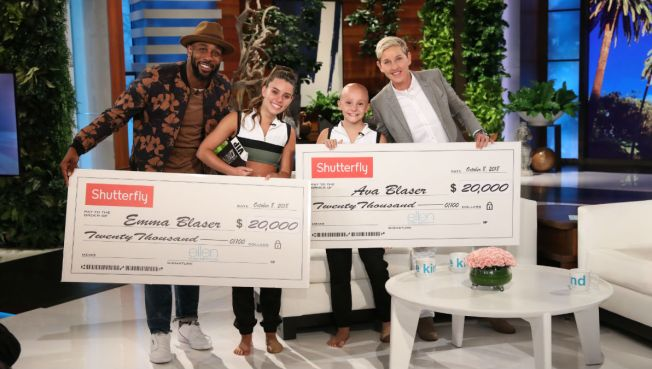 Illinois Sisters Share Bond on Ellen, Youngest Reveals Battle with Cancer