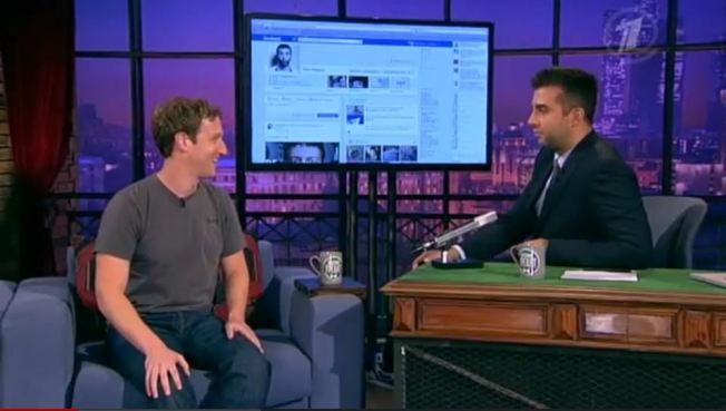 Facebook Is Blue Because Mark Zuckerberg Is Colorblind