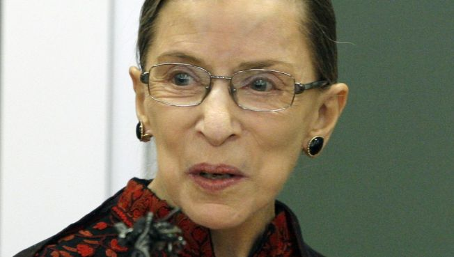 Supreme Court Justice Ginsburg Hospitalized