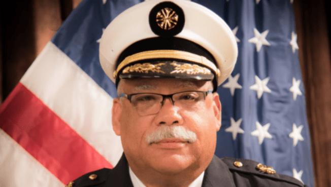 Chicago Mayor Picks New Fire Commissioner