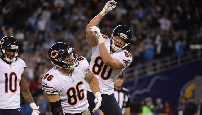 Bears Beat Chargers 22-19 in Comeback Thriller