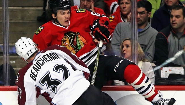 Andrew Shaw Avoids Suspension for High Hit Tuesday