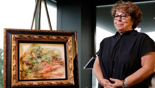 Jewish Art Collector's Descendant Gets Nazi-Looted Renoir Back
