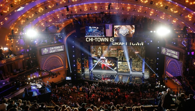 Chicago Bears to Pick 11th in 2016 NFL Draft